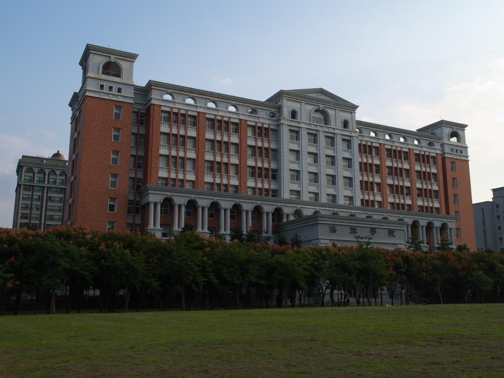 臺北大學練拍